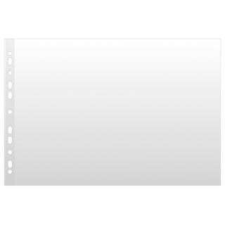 Koszulka na dokumenty DONAU, PP, A3 poziome, groszkowe, 120mikr., Koszulki i obwoluty, Archiwizacja dokumentów