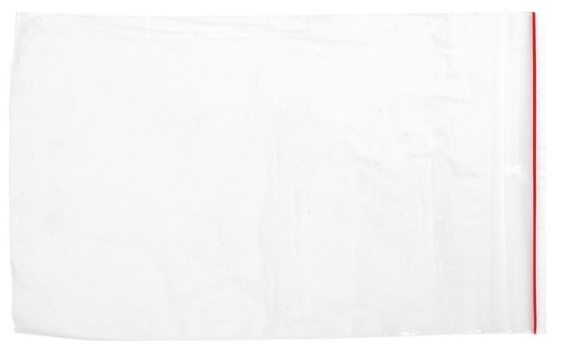 Torebka strunowa DONAU, LDPE, A5, 100szt., transparentna, Torebki, Archiwizacja dokumentów