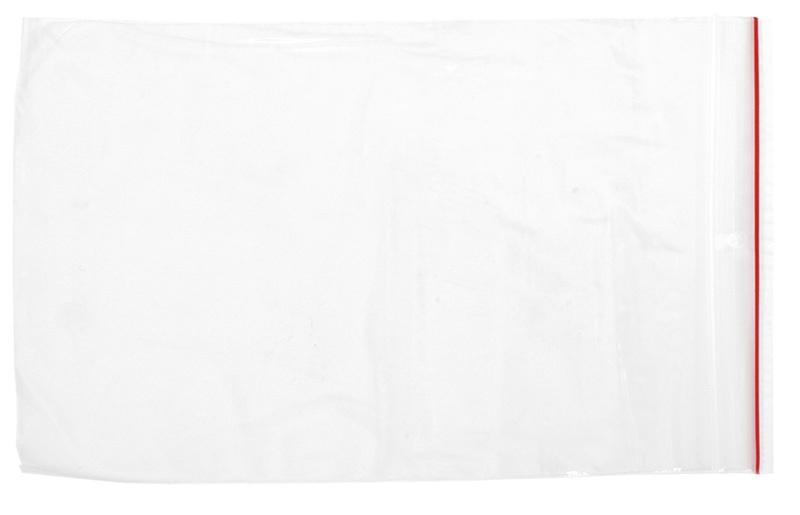 Torebka strunowa DONAU, LDPE, A4, 100szt., transparentna, Torebki, Archiwizacja dokumentów