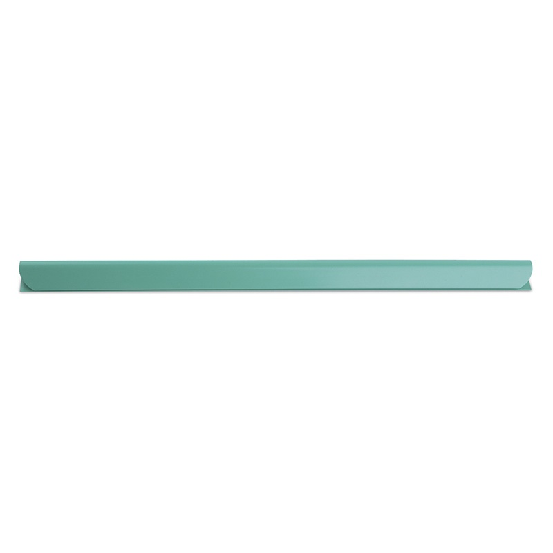 Slidebinder Clip DONAU, PVC, A4, 6mm, up to 60 sheets, green