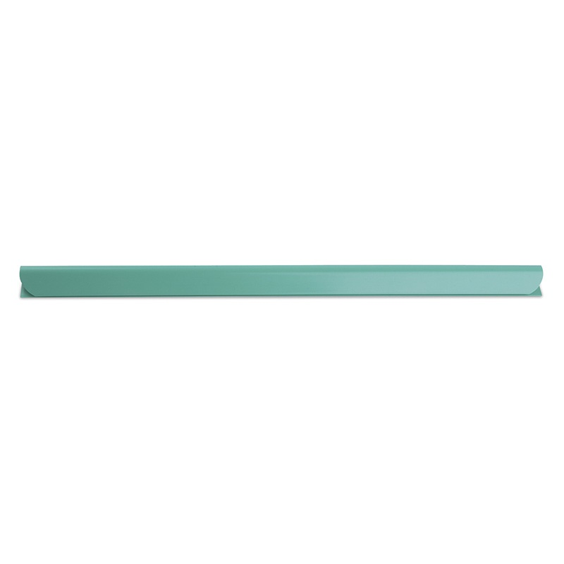 Slidebinder Clip DONAU, PVC, A4, 10mm, up to 100 sheets, green