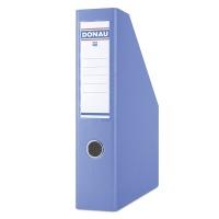 Pojemnik na dokumenty DONAU, PP, A4/75mm, niebieski, Pojemniki na dokumenty i czasopisma, Archiwizacja dokumentów