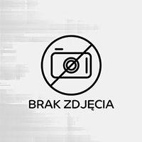 Przekładka DONAU, karton, A4, 235x300mm, 1-10, 1 karta, pomarańczowa, Przekładki kartonowe, Archiwizacja dokumentów