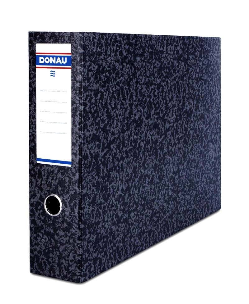 Segregator DONAU A3 7cm Recycling, Segregatory kartonowe, Archiwizacja dokumentów