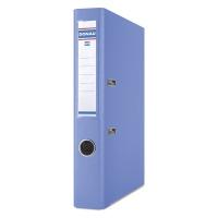 Segregator DONAU Master-S z szyną, PP, A4/50mm, niebieski