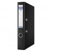 Segregator DONAU Premium, PP, A4/50mm, czarny, Segregatory polipropylenowe, Archiwizacja dokumentów