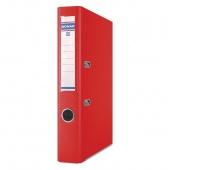 Segregator DONAU Premium, PP, A4/50mm, czerwony, Segregatory polipropylenowe, Archiwizacja dokumentów