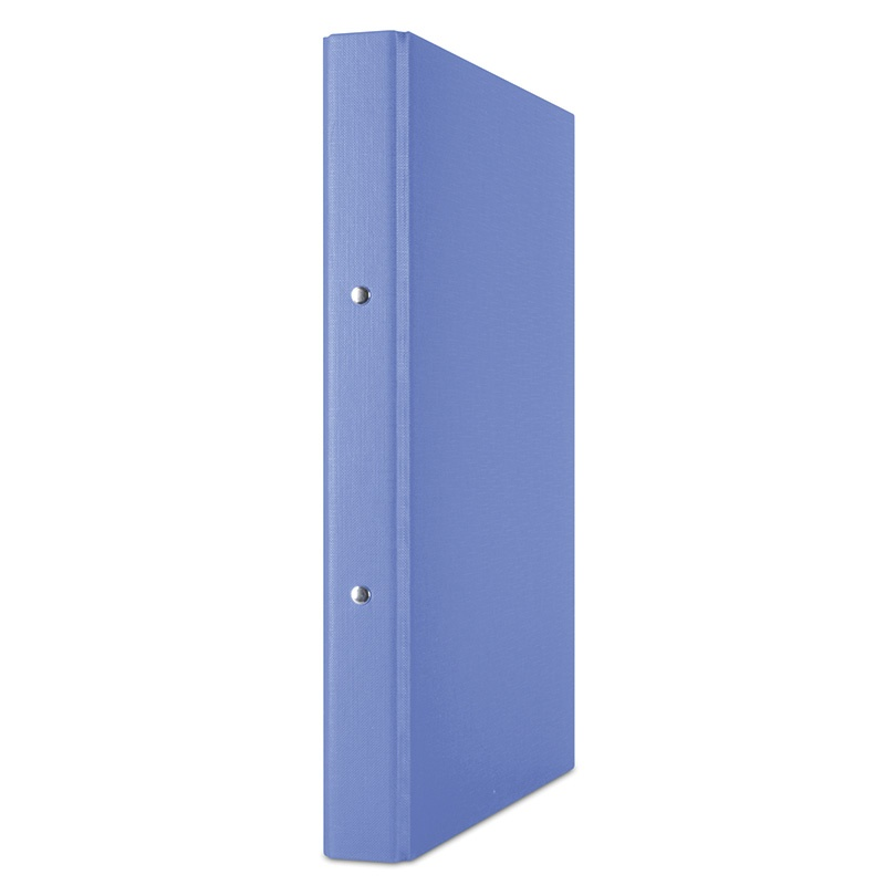Ring Binder PP A4/2R/20mm blue