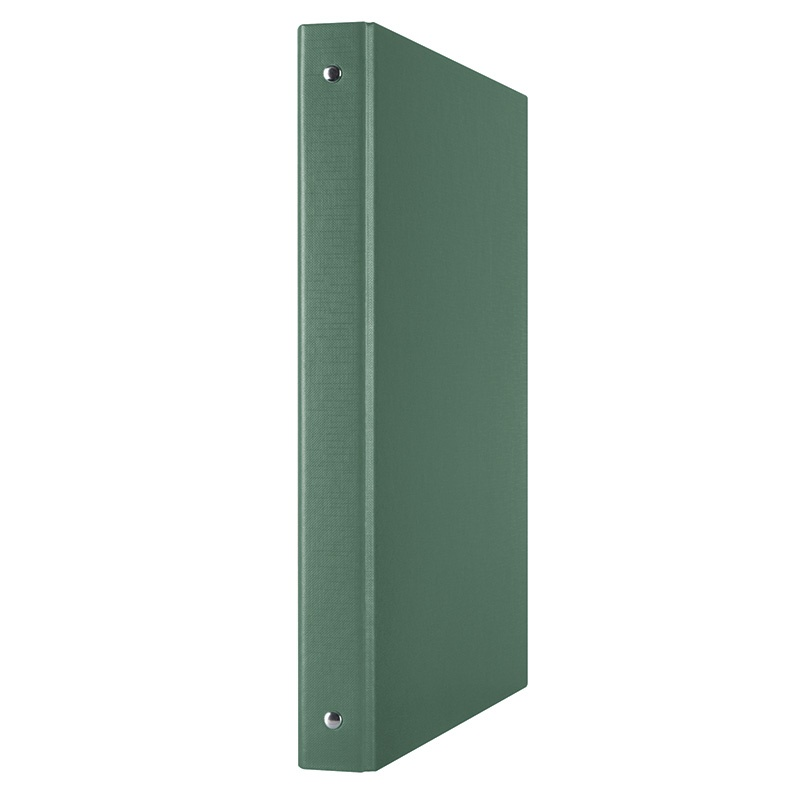 Ring Binder DONAU, PP, A4/4R/20mm, green