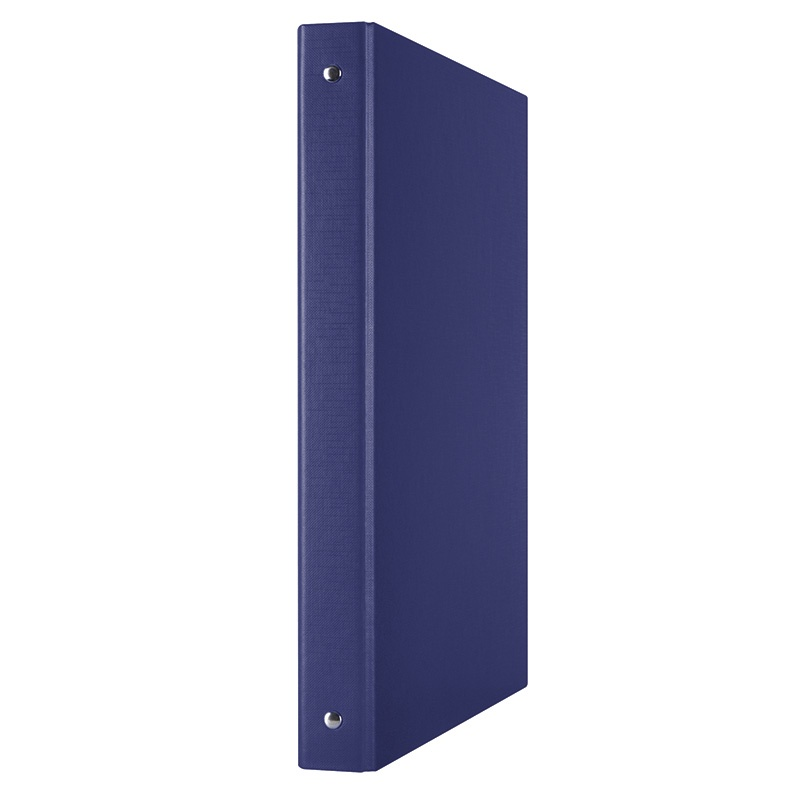 Ring Binder DONAU, PP, A4/4R/20mm, navy blue