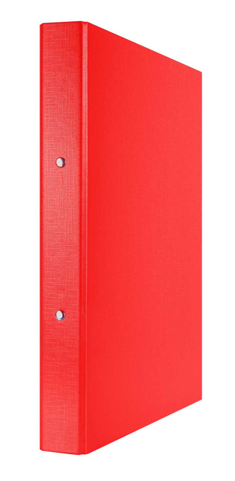 Ring Binder DONAU, PP, A4/2R/30mm, red