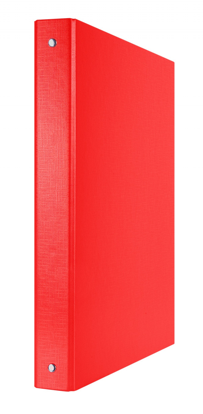 Ring Binder DONAU, PP, A4/4R/30mm, red