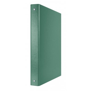 Ring Binder DONAU, PP, A4/4R/30mm, green