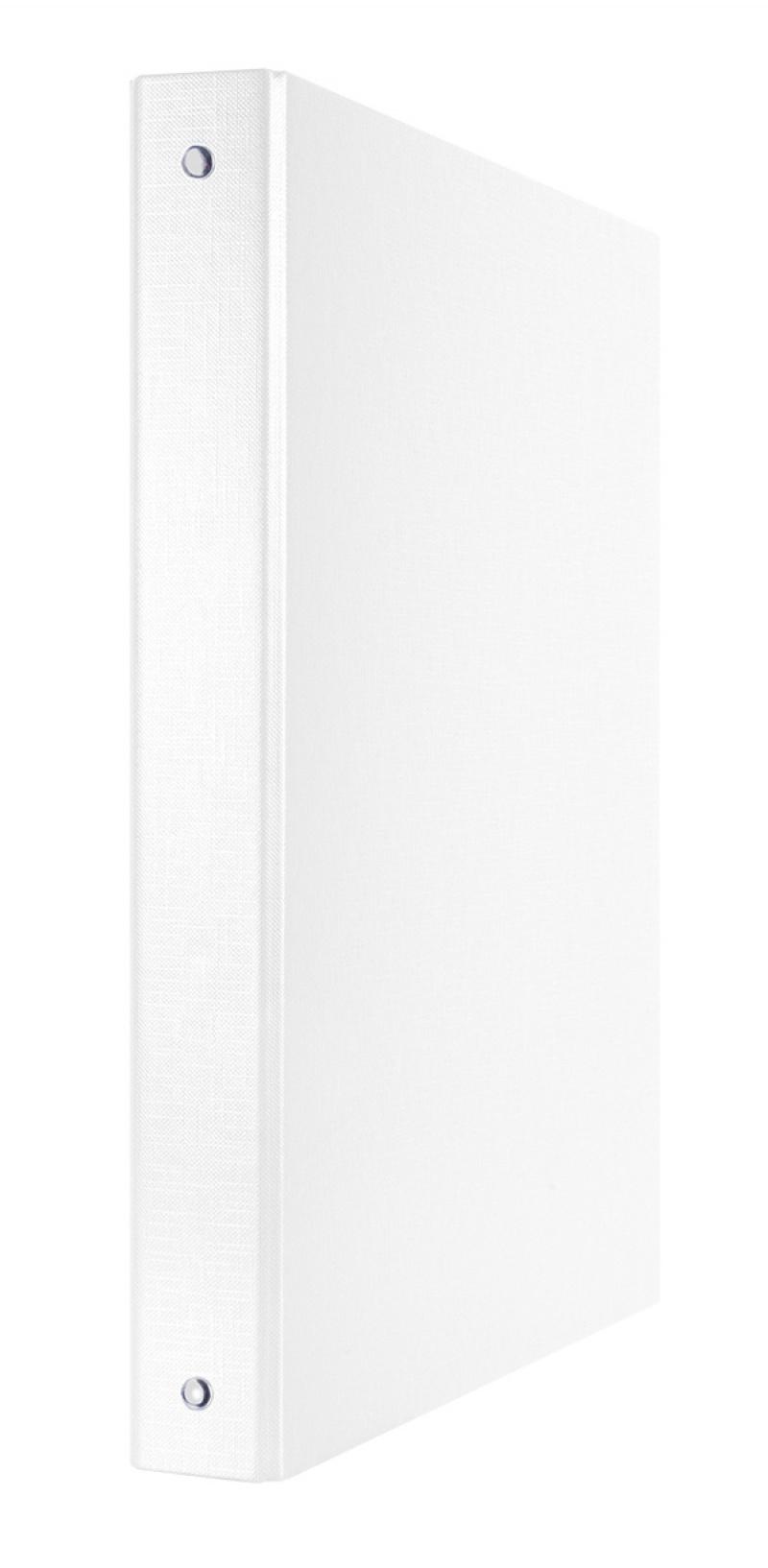 Ring Binder PP A4/4R/30mm white
