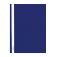 Report File DONAU, PVC, A4, hard, 150/160 micron, blue