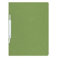 Report File DONAU, pressed board, A4, hard, 390gsm, green