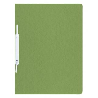 Skoroszyt DONAU, preszpan, A4, twardy, 390gsm, zielony, Skoroszyty pozostałe, Archiwizacja dokumentów