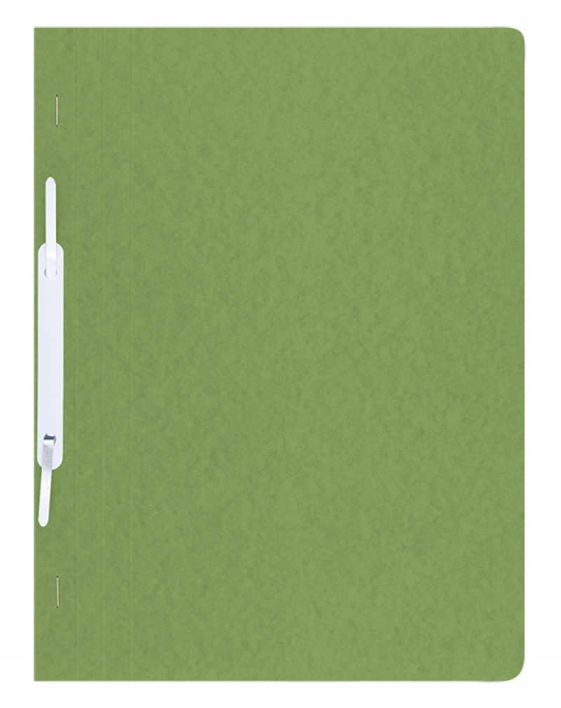 Report File DONAU, pressed board, A4, hard, 390gsm, green