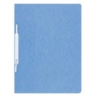 Skoroszyt preszpan A4 twardy 390gsm niebieski, Skoroszyty pozostałe, Archiwizacja dokumentów