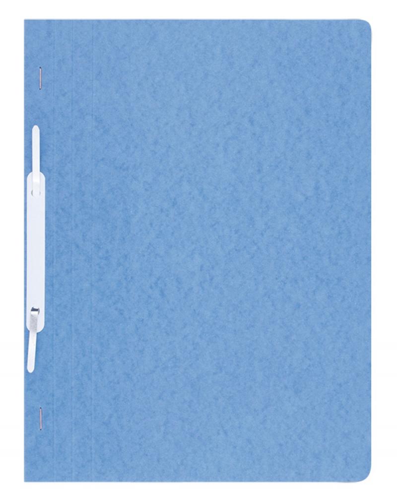 Skoroszyt DONAU, preszpan, A4, twardy, 390gsm, niebieski, Skoroszyty pozostałe, Archiwizacja dokumentów