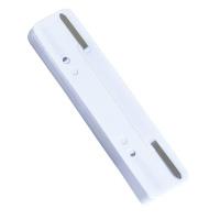 File Fasteners DONAU, PP, metal strip, 25pcs, white