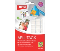 Adhesive Putty APLI Apli-Tack, pieces, 75g, white