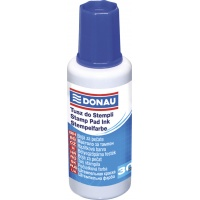 Stamp Ink DONAU, 30ml, blue