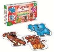 Puzzle dla Maluszków - Zwierzątka, Puzzle, Zabawki