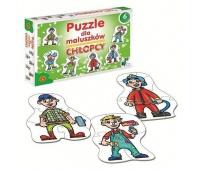 Puzzle dla Maluszków - Chłopcy, Puzzle, Zabawki