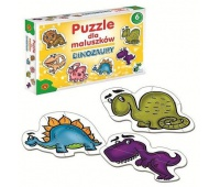 Puzzle dla Maluszków - Dinozaury, Puzzle, Zabawki