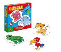 Puzzle dla Maluszków - Zwierzęta 2, Puzzle, Zabawki