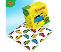 """Układanka """"Samochody"""", Puzzle, Zabawki"""