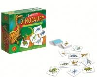Pamięć - Dinozaury, Gry, Zabawki