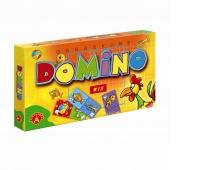 Domino Obrazkowe - Mix, Gry, Zabawki