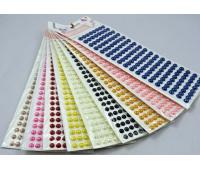 DEKORACJE DŻETY PEREŁKI DUŻE LE23-07, Produkty kreatywne, Artykuły dekoracyjne
