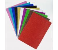 KARTON A4 BROKAT FALISTY 10szt, Produkty kreatywne, Artykuły dekoracyjne