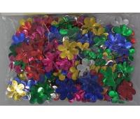KONFETTI 14g KWIATY 14mm 0210, Party, Artykuły dekoracyjne