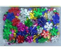 KONFETTI 14g KWIATY 15mm 0215, Party, Artykuły dekoracyjne