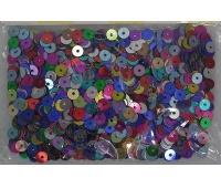 KONFETTI 14g OKRĘGI 5mm 0204, Party, Artykuły dekoracyjne