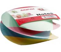 KOSTKA KRĘCONA 76x76 400K PASTEL, Kostki, Papier i etykiety
