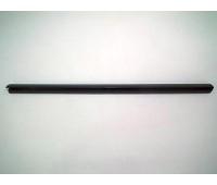 LISTWY WSUWANE STANDARD 4mm 50szt CZARNE, Listwy zaciskające i samoprzylepne, Archiwizacja dokumentów