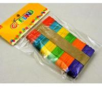 PATYCZKI KREATYWNE MINI KOLOR LE12-06, Produkty kreatywne, Artykuły szkolne