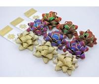 ROZETA 3szt LB33-5, Produkty kreatywne, Artykuły dekoracyjne