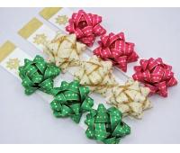 ROZETA 3szt LB33-6, Produkty kreatywne, Artykuły dekoracyjne