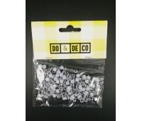 RUCHOME OCZY 5mm 300szt 0217, Produkty kreatywne, Artykuły dekoracyjne