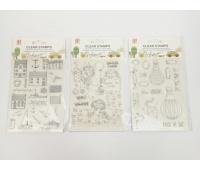 STEMPLE AKRYLOWE YS LP0607, Produkty kreatywne, Artykuły dekoracyjne