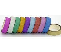 TAŚMA OZDOBNA SAMOP. 1,5cm/5m 10szt LB12-3, Produkty kreatywne, Artykuły dekoracyjne