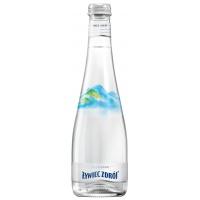 Woda ŻYWIEC ZDRÓJ, niegazowana, butelka szklana, 0,3l, Woda, Artykuły spożywcze