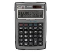 Kalkulator wodoodporny CITIZEN WR-3000, 152x105mm, szary, Kalkulatory, Urządzenia i maszyny biurowe