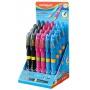 Długopis żelowy KEYROAD, 0,7mm, mix kolorów, Żelopisy, Artykuły do pisania i korygowania